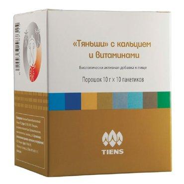 «Тяньши» с кальцием и витаминами в Бишкек