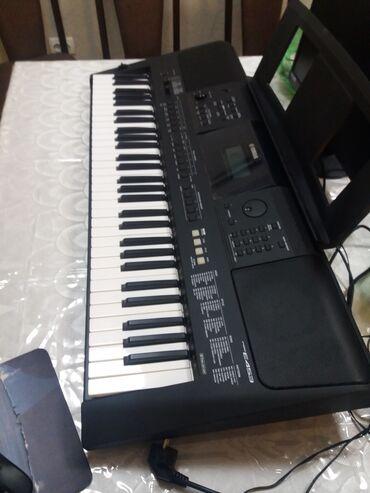 тайп си наушники в Кыргызстан: 1)синтезатор yamaha e-4532)audio box 44vsl3)колонка cr5bt4)микрофон со