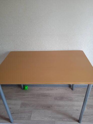 Стол метр10 на 70 см 3500, сом в отличном состоянии, не сомалельный