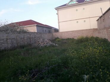 реклама строительства домов в Азербайджан: Продам 3 соток Строительство от собственника