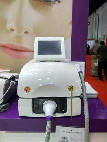 Satilir! Diod lazer aparatı. Yeni texnologiya ilə başlıqda 3 dalğa