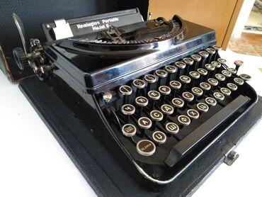 Pisaca masina - Beograd: Odlicno ocuvana Remington portbl masina za pisanje sa ćiriličnim