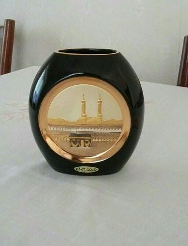 Bakı şəhərində Vaza 65 manat. hündürlüyü 13 sm yaponiya istehsalı
