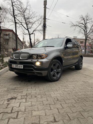 BMW X5 4.4 л. 2006 | 190 км