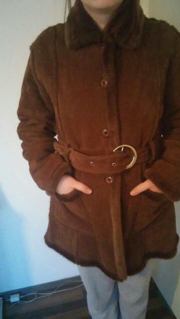 Ženska zimska jakna monton xl velicina. Topla, nova, nikad nije - Pirot