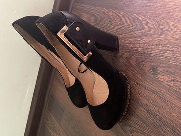 Туфли женские вечерние (почти новые надевала пару раз)
