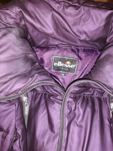 Zimske-jakne - Srbija: ELESE zimska jakna, blago strukirana, M velicina. Ima kapuljacu. Super