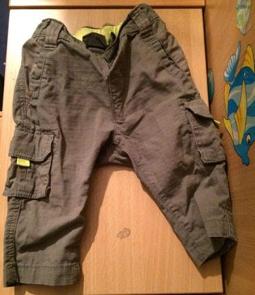 Шикарные легкие штанишки на годик и меньше