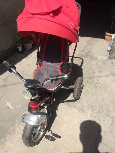 велоколяска бишкек in Кыргызстан   ЖҮК ТАШУУ: Продаю велоколяску б/у . В хорошем состоянии