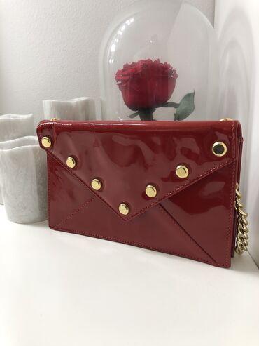 Mona kozna torbica, nekoriscena, bez pakovanja