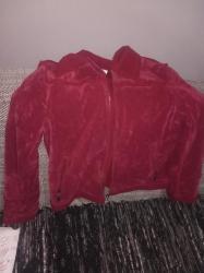 Ženska odeća | Vrbas: Zenska jakna za prelazni period,bordo boje.Odlicno je ocuvana. m/l