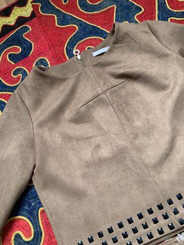 продам почки в Кыргызстан: Продаю двойку. Материал замшевый, размер 48 Турция. Носила 2 раза