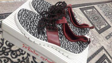 Новые кросовки 500с 38р