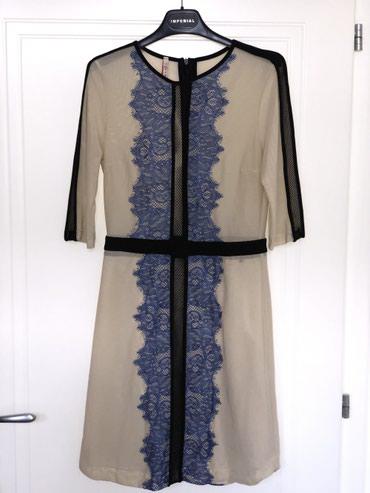 Italijanska, Imperial haljina, u M veličini. Nije nošena, kao nova, - Kragujevac