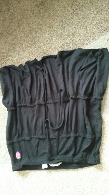 Ženska odeća | Pirot: Suknja crna velicina mna vezivanje .Lagana i prijatna za nosenje