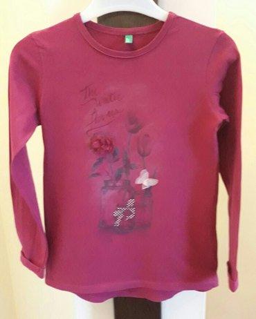 Benetton majica za devojcice,velicina 130 -pogledajte moj nalog- - Belgrade