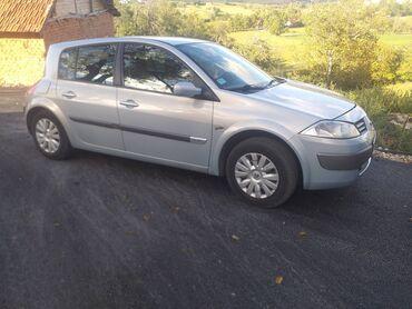 Zlatibor - Srbija: Renault Megane 2003