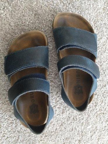 Dečije Cipele i Čizme | Uzice: Grubin muske sandale lepo ocuvane