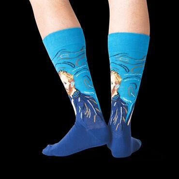 Акция! Акция! Прикольные носки - яркие и с оригинальными принтами -