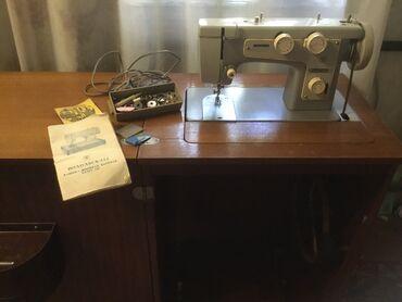 shvejnuju mashinku podolsk 142 s tumboj в Кыргызстан: Машинка швейная бытовая Подольск- 142 в отличном состоянии