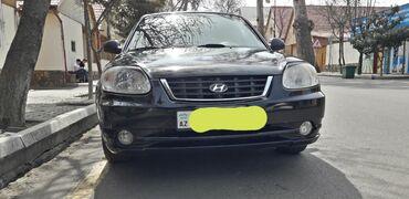 Hyundai Mingəçevirda: Hyundai Accent 1.5 l. 2005 | 250000 km