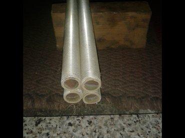 Bakı şəhərində Трубы  диаметр 15 (полдюйма) со сплошной