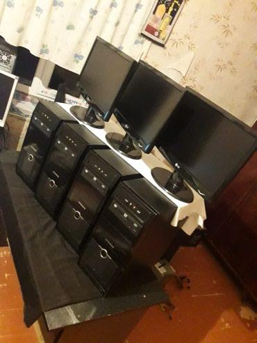Bakı şəhərində I5 4460 8 gb ram 2 gb video kart 500 gb hard disk 19 manitor