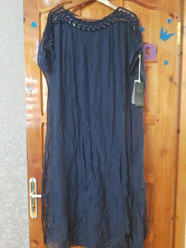 Очень красивое шифоновое платьясвободного кроя(Турция). Покупала за
