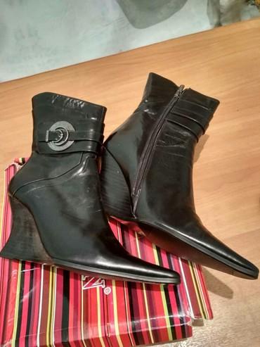 Женская обувь в Шопоков: Продаю зимнюю сапожку привезли с Москвы размер-37 цена 1500 сом