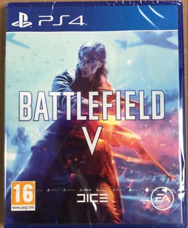 Bakı şəhərində Battlefield 5