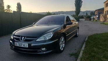 Peugeot - Кыргызстан: Peugeot 607 3 л. 2007 | 195500 км