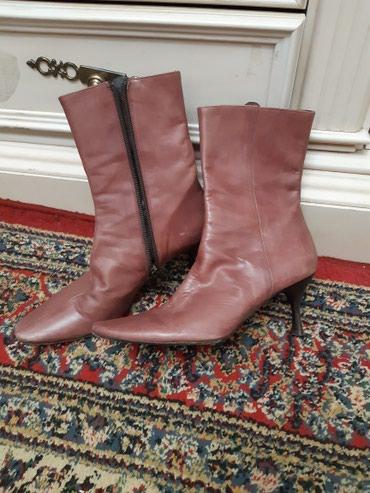 Продаю туфли женские размер 37 из Италии чистая кожа деми новые в Бишкек