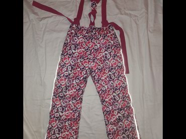 Ski pantalone vel. 116 ..kao nove - Prokuplje