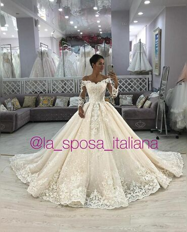 platja dlja 9 10 let в Кыргызстан: Продаю свадебные платья б/у в хорошем состоянии размер разные от