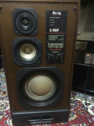 Комплект колонок радиотехника S-90 F , в Bakı