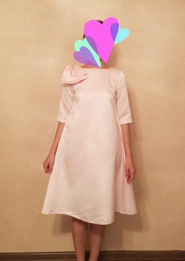 Платье сшито на заказ, одевала 1 раз в Бишкек