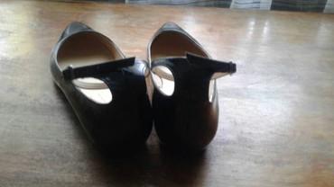 черные женские туфли в Кыргызстан: Продаю женские туфли, производство zara basic (Италия), черные