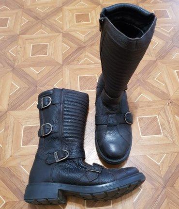 """сапоги мужские """"greyder"""" оригинал, размер 39-40, демисезонные утеплённ в Бишкек"""