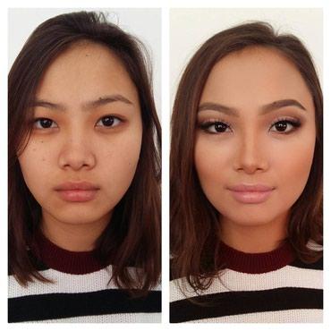 Делаю макияж любой вид 400с+100с в Кант