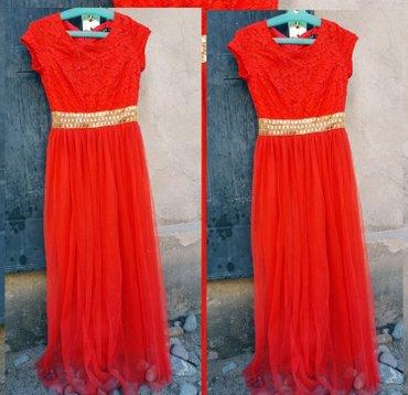 Классное платье беременным на ранних сроках тоже подойдет размер 42-44 в Кок-Ой