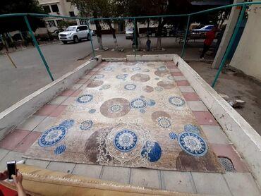 Watsapa yazin 5×3 olcusunde turk xalcasi. Yudurdulub temizdir. Qiymet