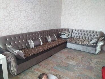 квартиры в продаже в Кыргызстан: Новый диван покупали за 42000с 20дней назад продаём связи с продажей