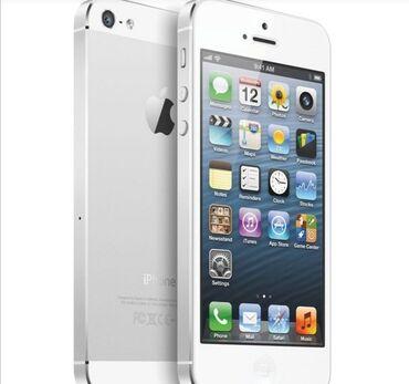 chehol fotoapparat dlja iphone 5 в Кыргызстан: Б/У iPhone 5 16 ГБ Белый
