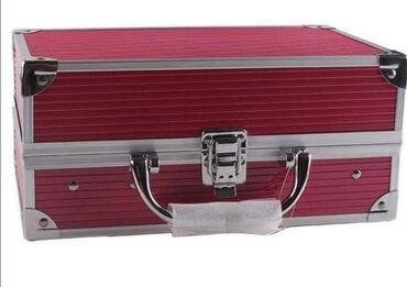 Profesionalno sminkanje - Srbija: Komplet kofer sa sminkom odlican kvalitet sminke. 4200dinara