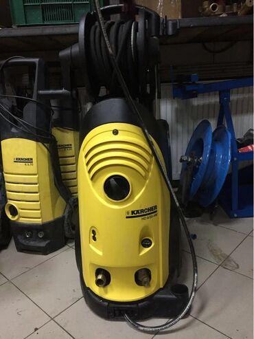 аппарат мойка в Кыргызстан: Продается трансбой Karcher HD 9/20-4MОчень мощныйПосле профилактики и