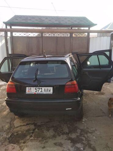 Volkswagen Golf 2 л. 1996 | 143379 км