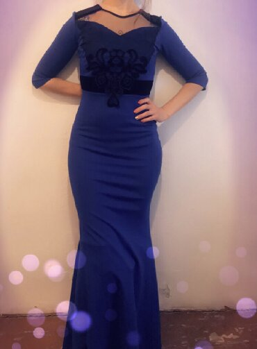 размер-44-платья в Кыргызстан: Платья новая размер:44