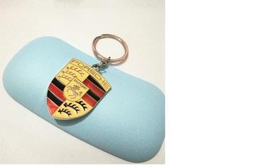 Privezak za ključeve - Porsche, prelep, kvalitetan privezak za - Zrenjanin