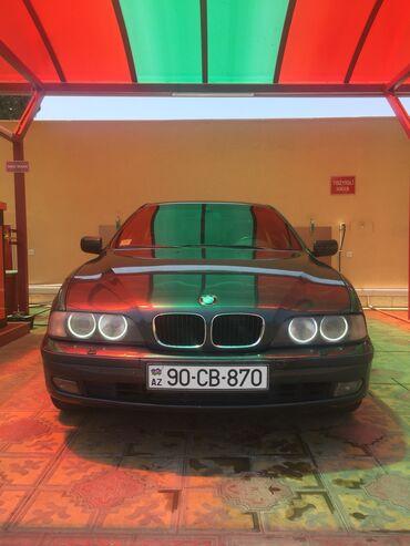 BMW Gəncəda: BMW 528 2.8 l. 1998 | 240000 km