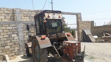 gence traktor zavodu satisi - Azərbaycan: Traktor t28 əla vəziyyətdədir heç bir problemi yoxdur arendaya da veri